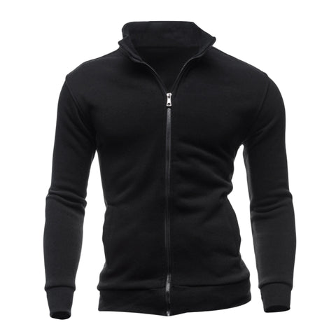 New Spring Autumn Hoodies Men Fashion Brand Pullover Solid Color Turtleneck Sportswear Sweatshirt Men'S Tracksuits Moleton