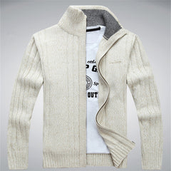 Sweaters Wool Cotton Sweater Men Winter Autumn Sweater Men