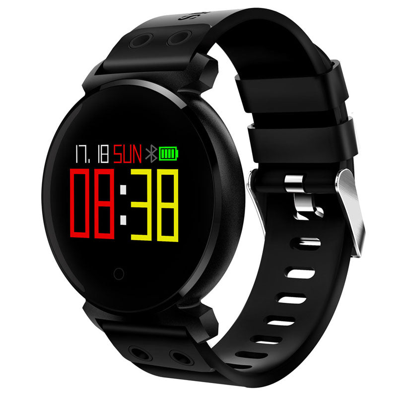 Costbuys  New Smart Watch Men Women K2 Color Screen Heart Rate Blood Pressure Sport Tracker IP68 Smartwatch for IOS Android Xiao