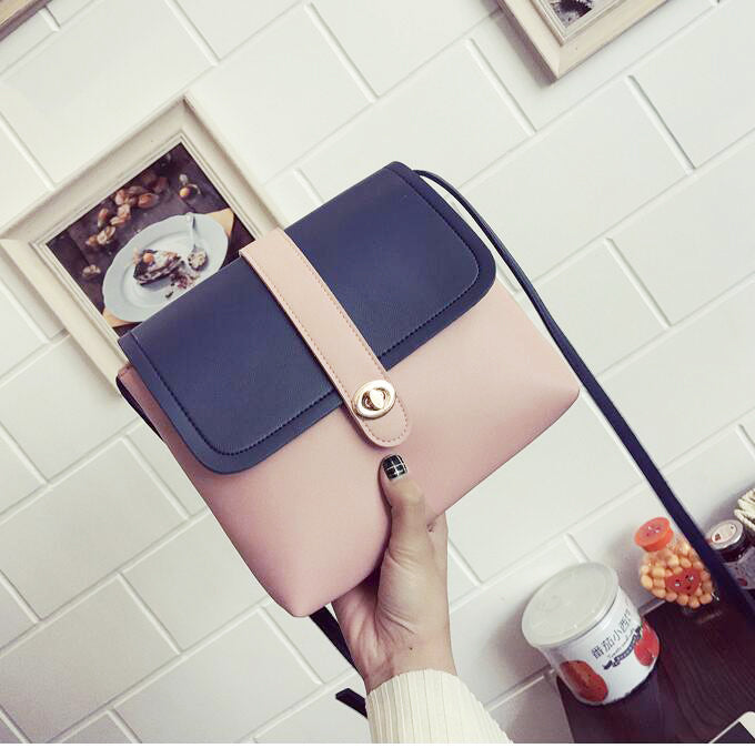 Costbuys  New Brands Women Messenger Bags Fashion Female Leather Shoulder Bags Crossbody Bags Ladies Handbags Small Clutch Purse