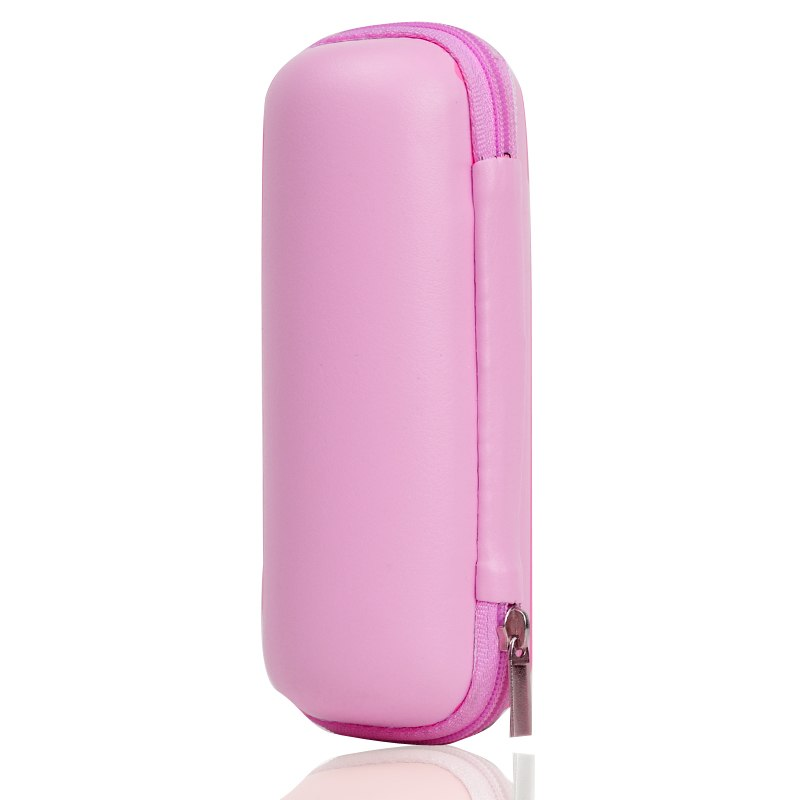 Costbuys  Digital Gadget Device Storage Bag Candy Color Travel Data Cable Charger Adapter Power Bank Electronics Organizer Case