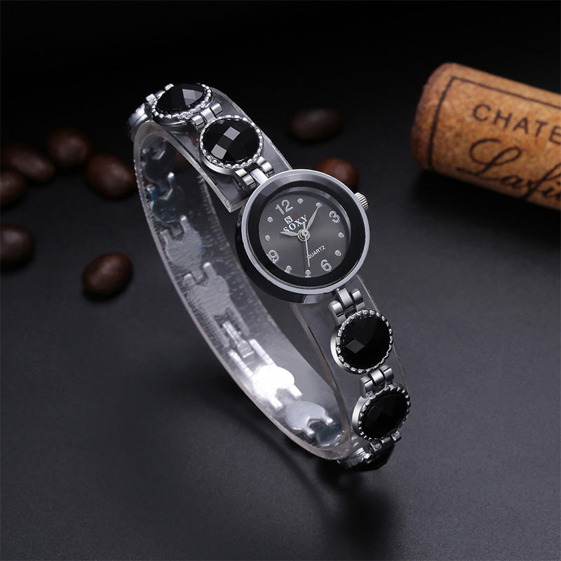 Costbuys  New Fashion Luxury Jewelry Bracelet Quartz Watch Women Casual Watch Women Wrist Watches Relogio Feminino Reloj Mujer H
