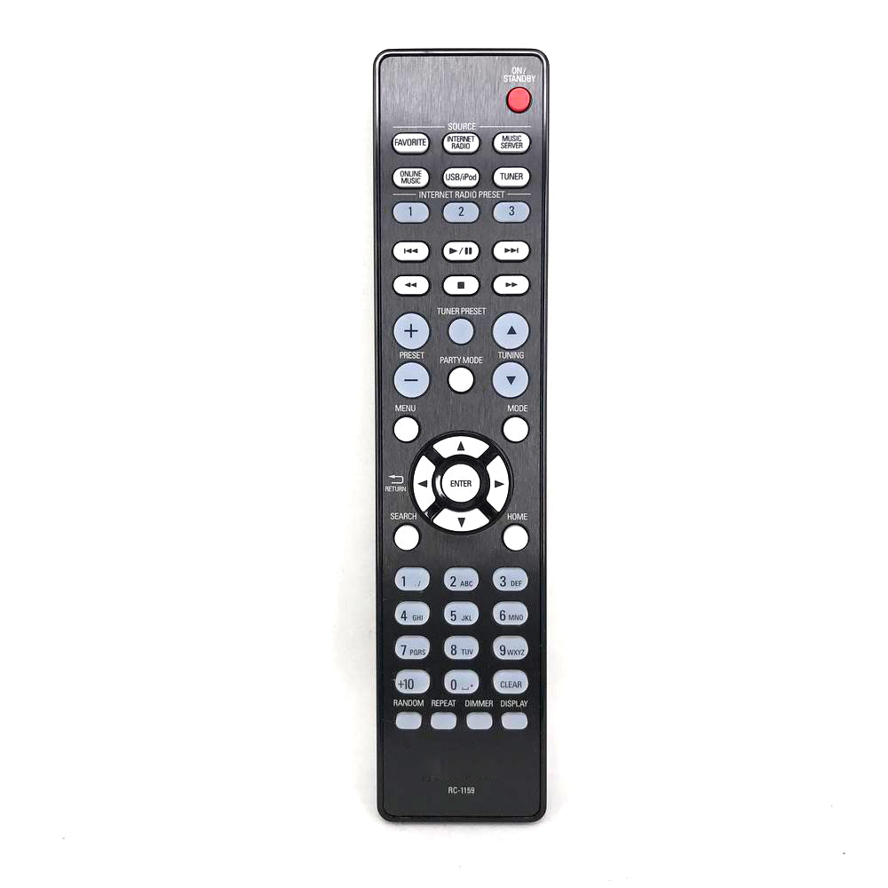 Costbuys  New Original For DENON RC-1159 RC1159 Home Theater Audio/Video Receiver Remote Control Fernbedienung