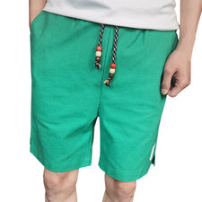 Beach Shorts Men Slim Summer Fashion Breathable Male Clothing Shorts Plus Size 5XL Beach Homme Bermuda Trousers