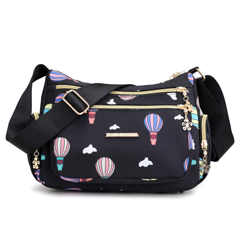 Costbuys  Nylon Women Messenger Bag Fashion High Capacity Women's Shoulder Bag Ladies Waterproof Crossbody Bag Female Casual Sho