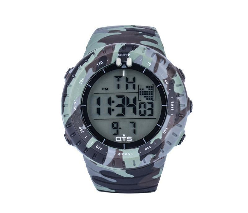 Costbuys  Camouflage Waterproof Sport Digital Watch Luminous Led relogio masculino with Calendar Eletronicos Men Wrist Watches 4