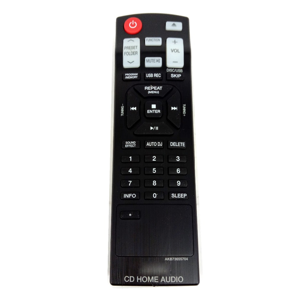 Costbuys  Original Remote Control For LG CD home audio AKB73655704 Audio System Fernbedineung