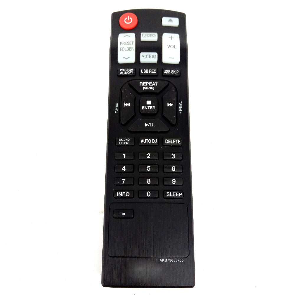 Costbuys  Original Remote Control for LG CD Home Audio Mini Hi-Fi System AKB73655705 Fernbedienung