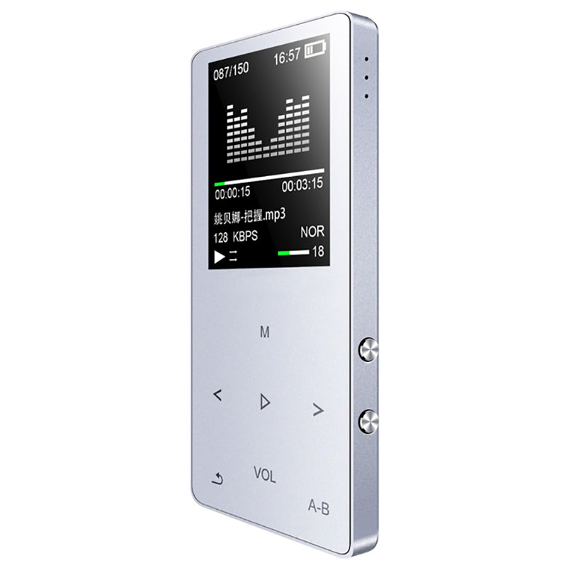 Costbuys  Original Touch Screen MP3 Player 8GB High Sound Quality Entry-level Lossless Metal Music Player with Built-in speaker