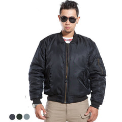 Outdoor Archon MA1 Army Tactical Military varsity Flight for The pilot coat winter coats