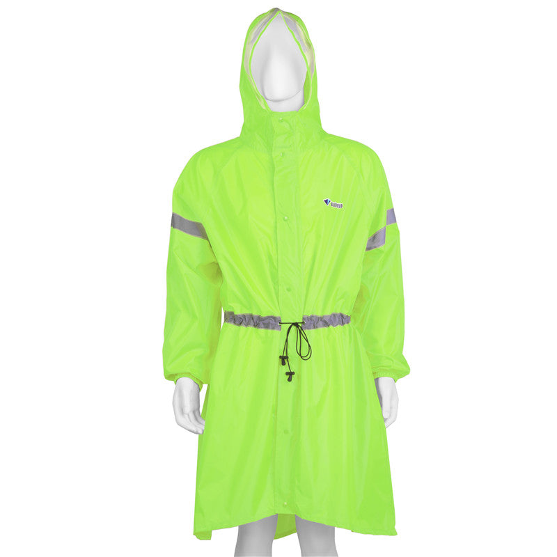 Costbuys  Outdoor Camping Hiking Backpack Rain Cover Raincoat Poncho M/XL - green / M