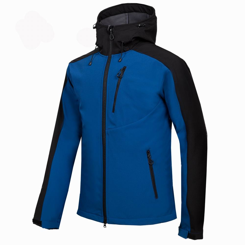Costbuys  Outdoor sports recreational Soft shell jacket waterproof windproof men soft shell suits Camping & Hiking breathable ja