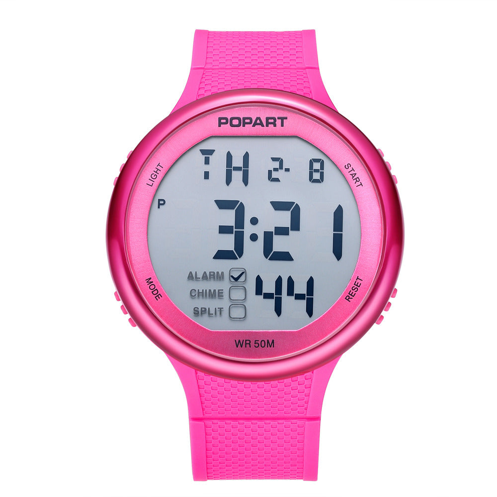 Costbuys  Luxury Brand Women Watches Waterproof Sport Digital Ladys Watch for Woman Clock Ladies Relogio Feminino Montre Femme -