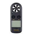 Portable Digital Anemometer Handheld Electronic Wind Speed Air Volume Measuring Meter LCD Display with Backlight