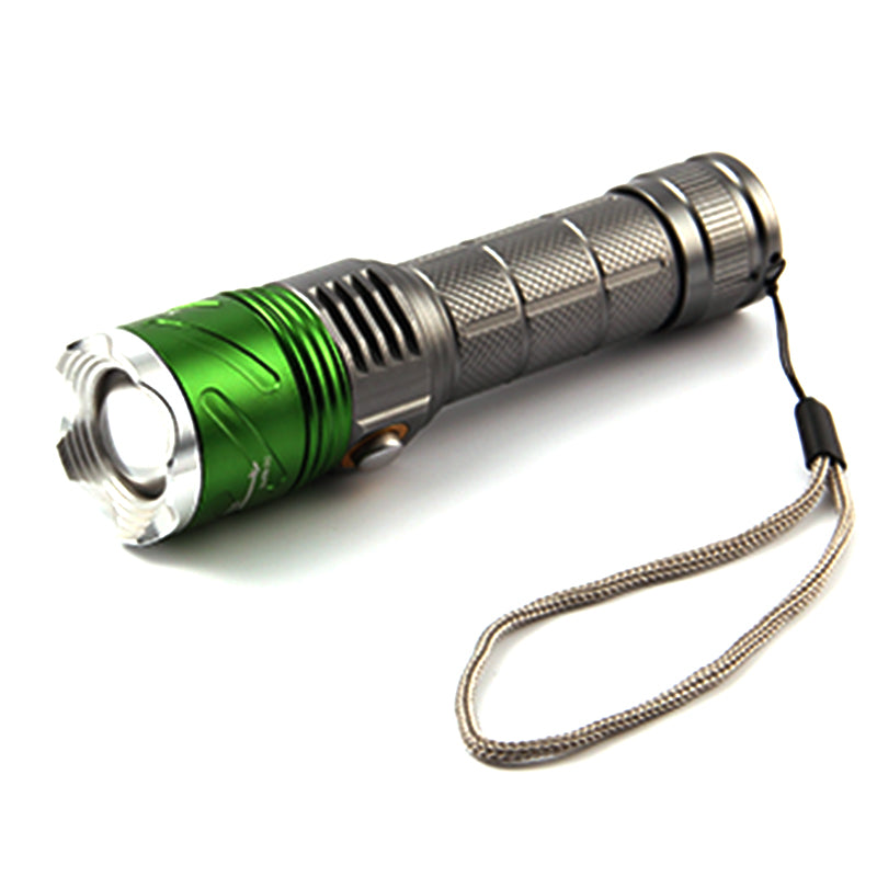 Costbuys  Powerful Lantern CREE XM-L2 U2 2000LM Led Flashlight Torch Lamp With 395nm Ultraviolet Violet Light by 18650 or 3 X AA