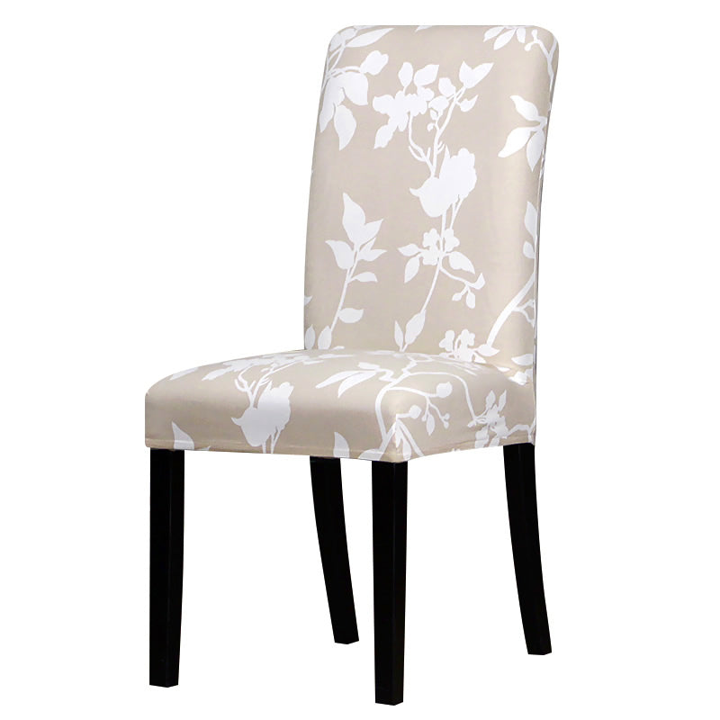 Costbuys  Printing covers universal size Chair cover seat Chair Covers Protector Seat Slipcovers for Hotel banquet home wedding