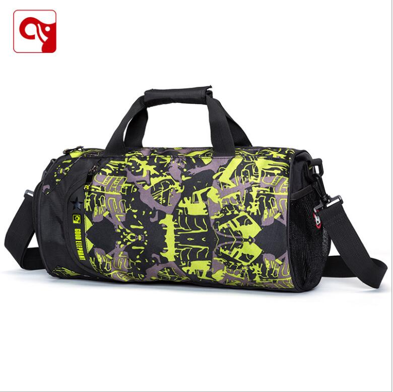 Costbuys  Quality 18L Sports bag made with 600D polyster the bag for basketball for football for fitness gym and yoga can pack m