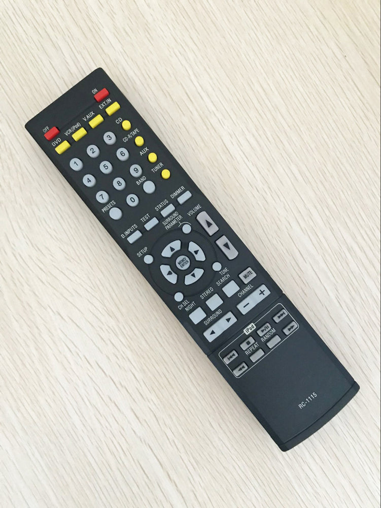 RC-1115 Replacement Remote Control for Denon AVR-1312 AVR-1612 AVR