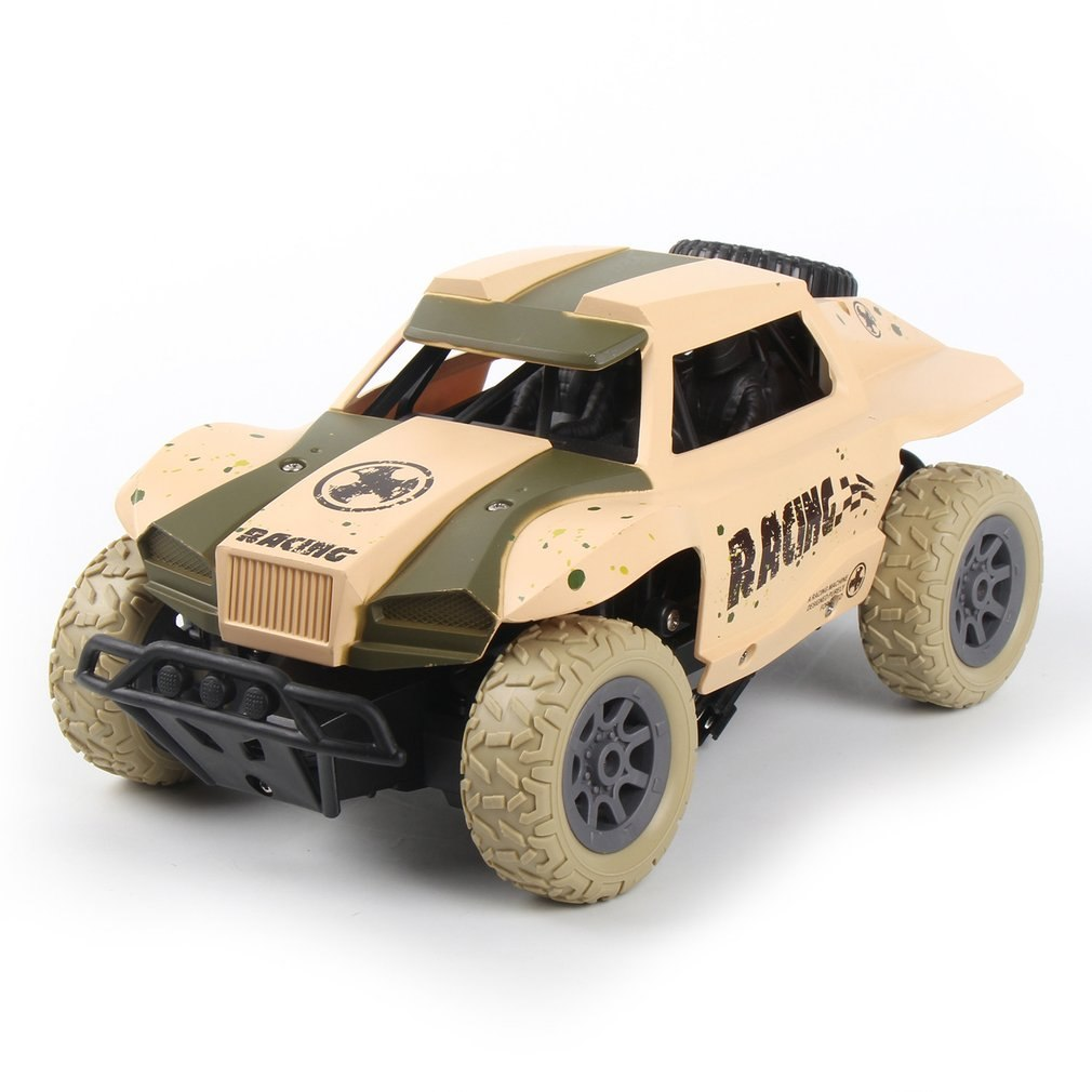 Costbuys  RC Car Simulation Short Truck Racing RC CAR Drift Car Strong Motors Remote Control High Speed Racing Car Toys Hobby -