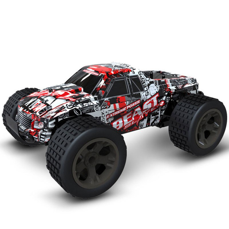 Costbuys  RC Car 2.4G 4CH Rock Crawlers Driving Car Drive Bigfoot Car Remote Control Car Model OffRoad Vehicle Toy wltoys traxxa