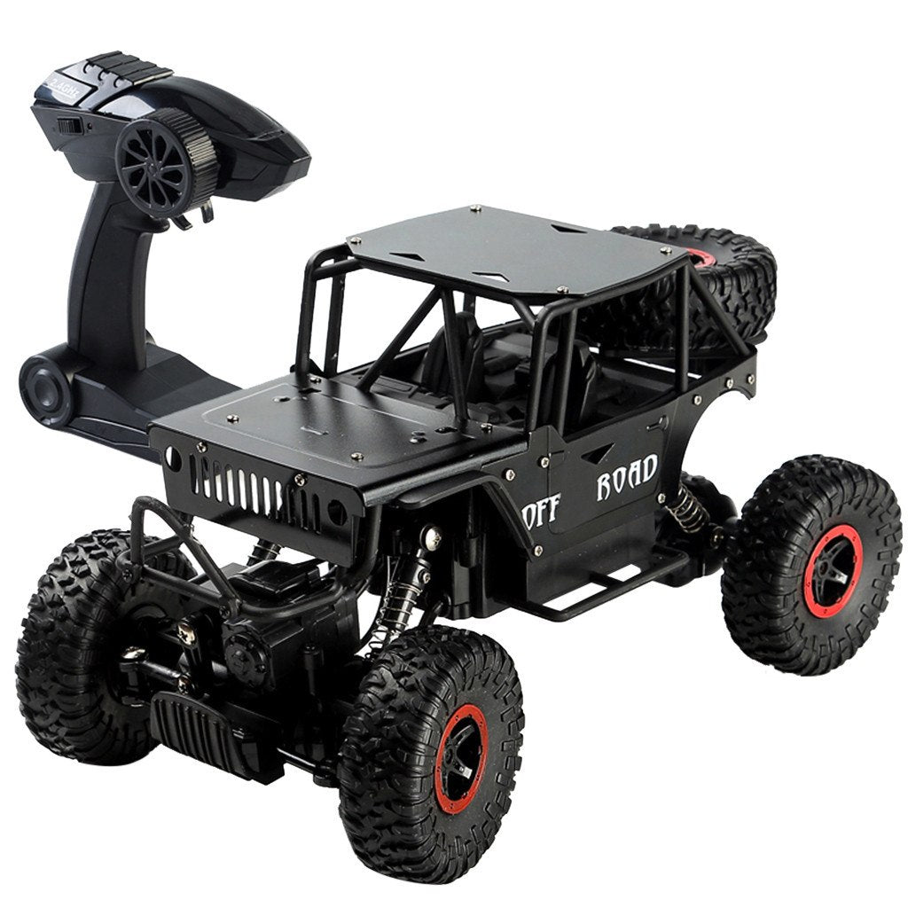 Costbuys  RC Car All-wheel-drive High Speed Radio Remote Control Car Off Road Vehicle Racing Buggy Radio-controlled Cars Toys fo