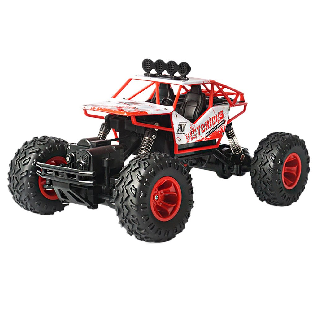 Costbuys  RC Car Electric Remote Control Car Off Road Vehicle Car RC High Speed Racing Truck Radio-controlled Cars Gift Toys for