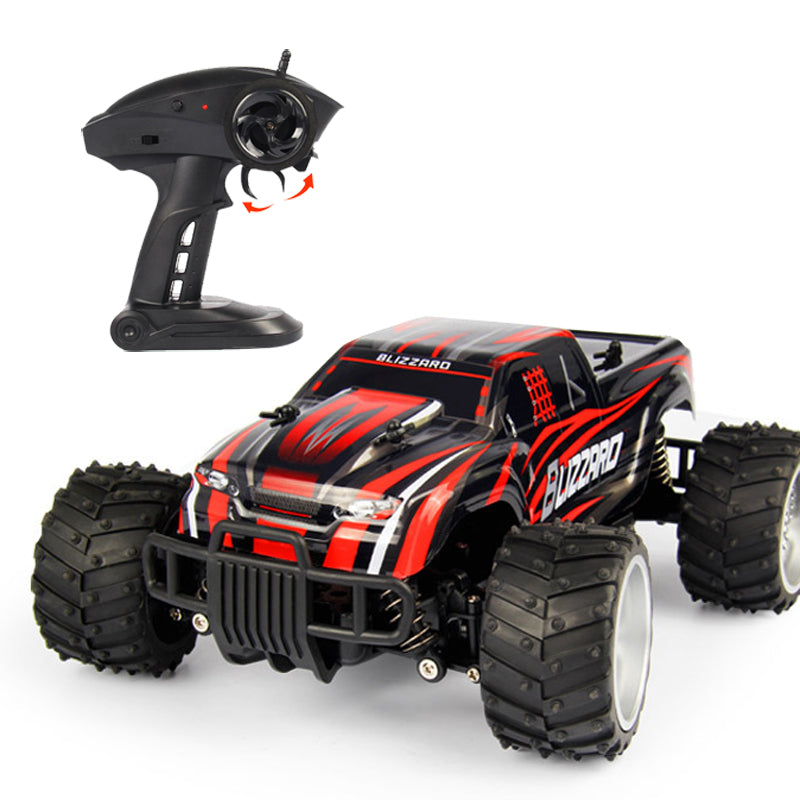 Costbuys  RC Car Monster Truck Big-Foot Truck Speed Racing Remote Control SUV Buggy Off Road Vehicle Electronic Hobby Toys Kids