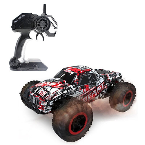 Costbuys  RC Car Off Road Rock Crawlers Beast 1:16 2.4G 25km/h High Speed Racing Car Model Vehicle Electronic Hobby Toys For Chi