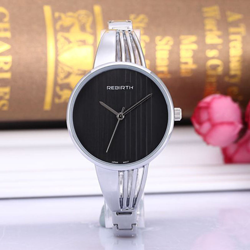Costbuys  Watches Fashion Popular Watch Women Luxury Watch Bracelet Set Watches Gold Female Ladies Gift Clock relogio feminino -