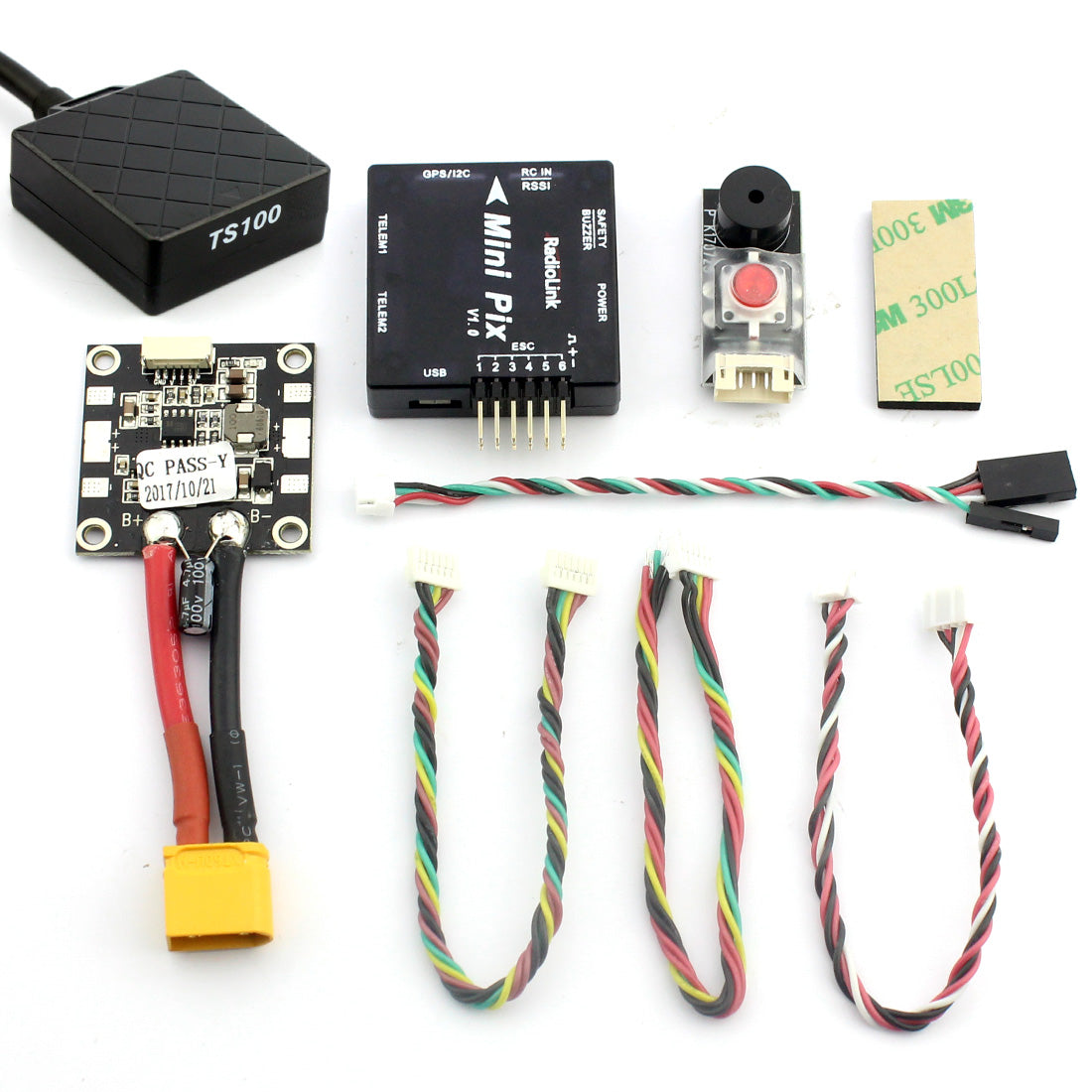 Costbuys  Mini PIX M8N GPS Flight Control Vibration Damping by Software Atitude Hold for RC Racer Drone Multicopter Quadcopter -