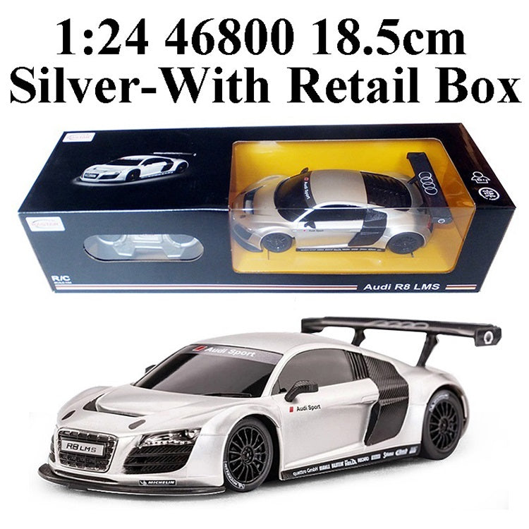 Costbuys  Rastar 1:24 4CH RC Cars Collection Radio Controlled Cars Machines On The Remote Control Toys For Boys Girls Kids Gifts