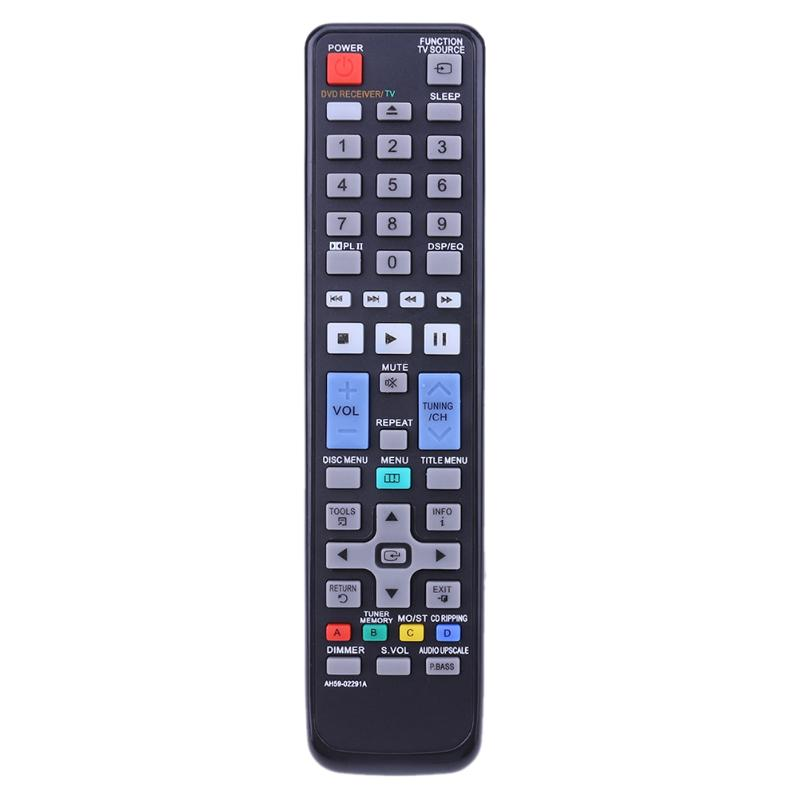 Costbuys  Replacement Remote Control for Samsung AH59-02291A Home Theater compatible HT-C450 HT-C453 HT-C455 HT-C460 - Black