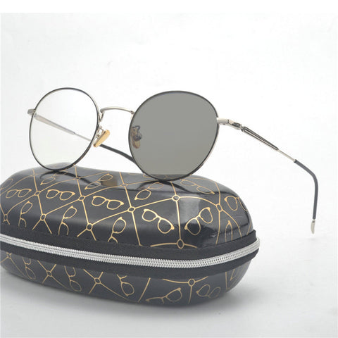 Vintage Sunglasses Women  Rectangle Sun Glasses