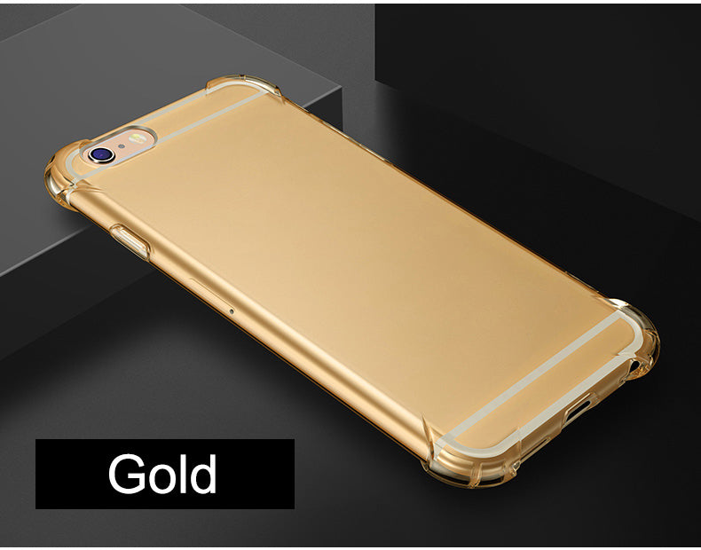 Costbuys  Super Shockproof Clear Silicone Case For Samsung galaxy S8 S9 Plus Note 8 cell Phone Cover For Samsung S8 Samsung S8Pl