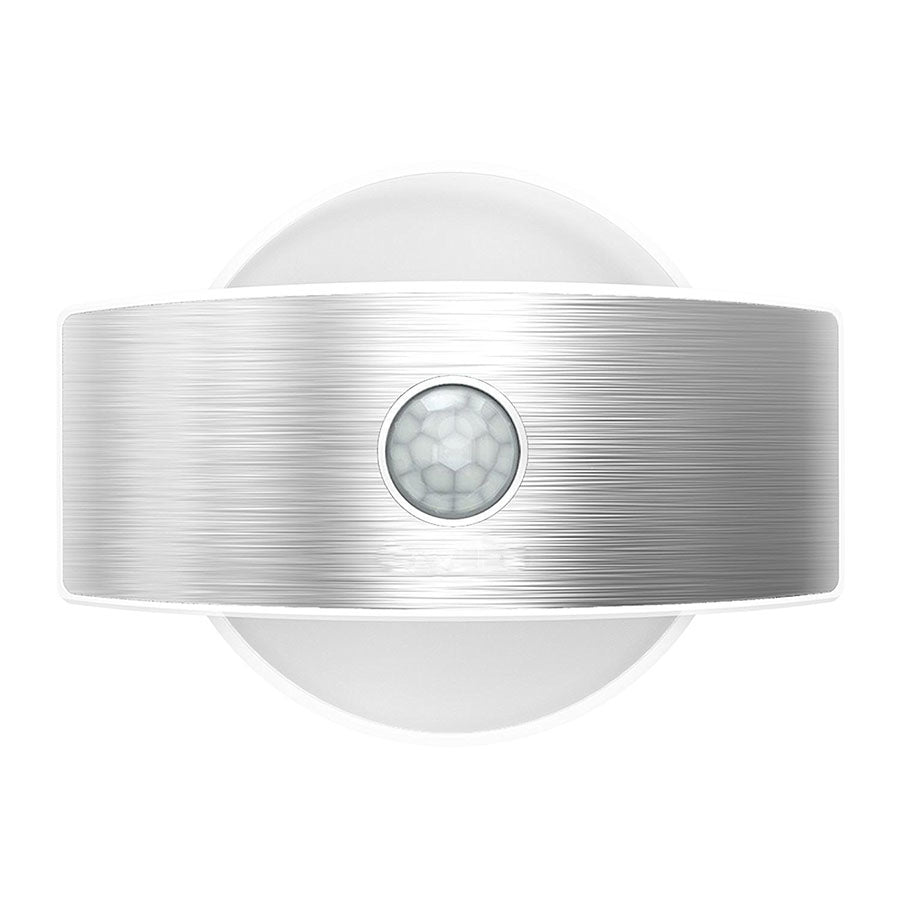 Costbuys  Wall light AA battery or Rechargeable LED Motion Sensor Night Light indoor Security Light for Stair/Kitchen/Hallway/Cl