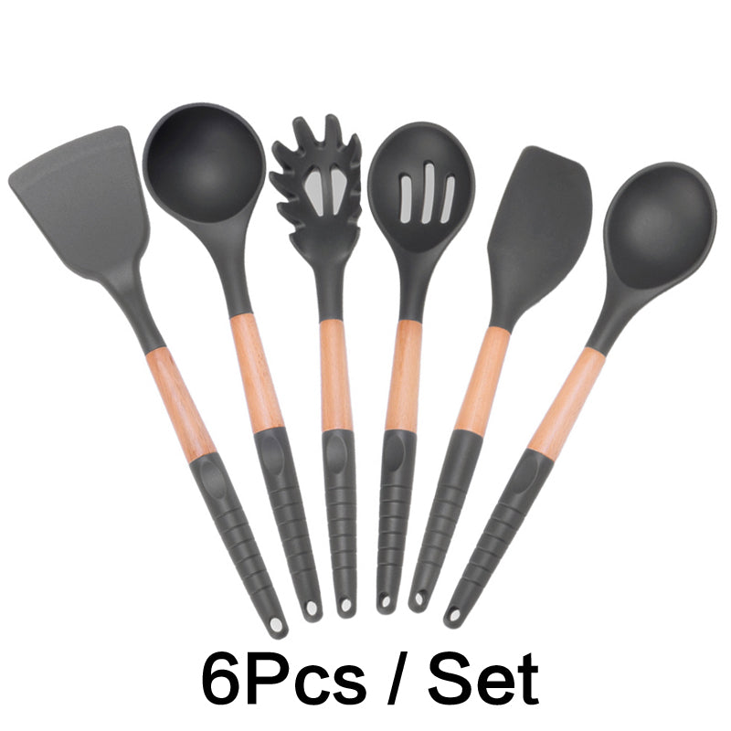 Costbuys  Silicone Baking Nonstick kitchenware Cookware Cooking Tool Gadget Set Kitchen Gadgets Accessories Tools Sets Supplies