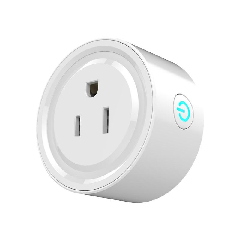 Costbuys  Smart US Plug WiFi Conversion Socket App Control for Amazon Alexa Voice Control Timing Switch Electronic Wall Outlet S