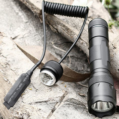 502B Kit Cree XML2 LED Flashlight 18650 Powerful 850LM Torch Pocket light Tactical Flashlight Waterproof Cycle,camp,Bike
