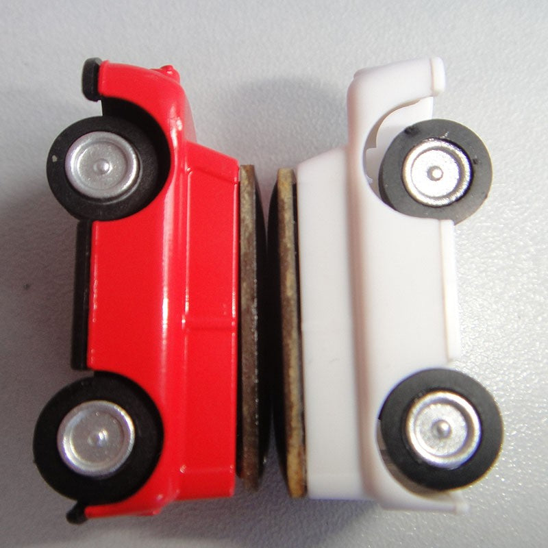 Costbuys  Solar Car World's Smallest Solar Powered Car Educational Solar Powered Toy - Red