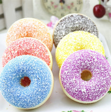 Squishe Antistress Squishy Slow Rising Stress Relief Novelty & Gag Toys Gadget Anti-stress Jumbo Donut Funny Keychain