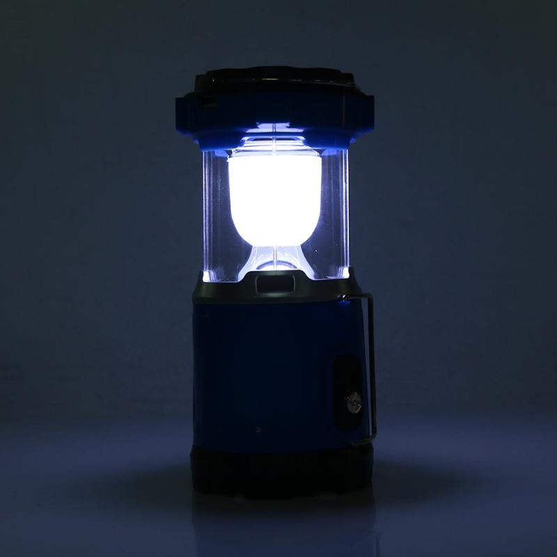 Costbuys  Super Bright LED Solar Lamp Rechargeable LED Portable Lanterns Outdoor Camping Tent Light Hanging Lamps Power Bank