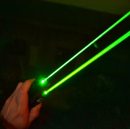 Costbuys  Super Powerful Green Laser pointer 500000m 532nm High power LED Lazer Flashlight presenter Burning Match Laser Pen 301