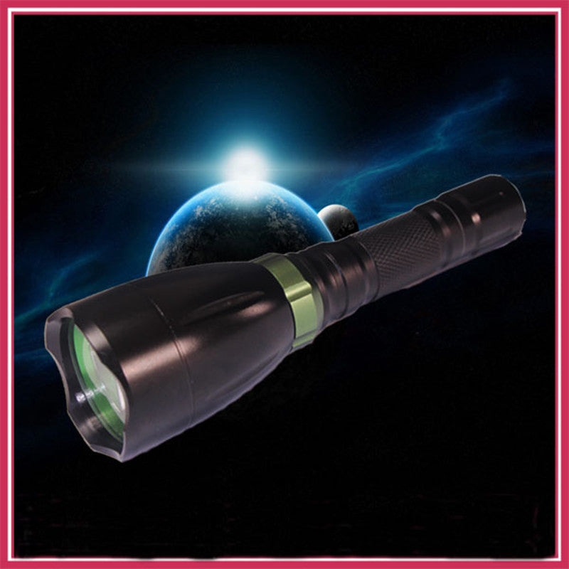 Costbuys  Super bright LED Flashlight Waterproof Lantern Torche Q5 3800 Lumens Aluminum LED Torch Light 1 * AA Or 1 * 18650 Flas