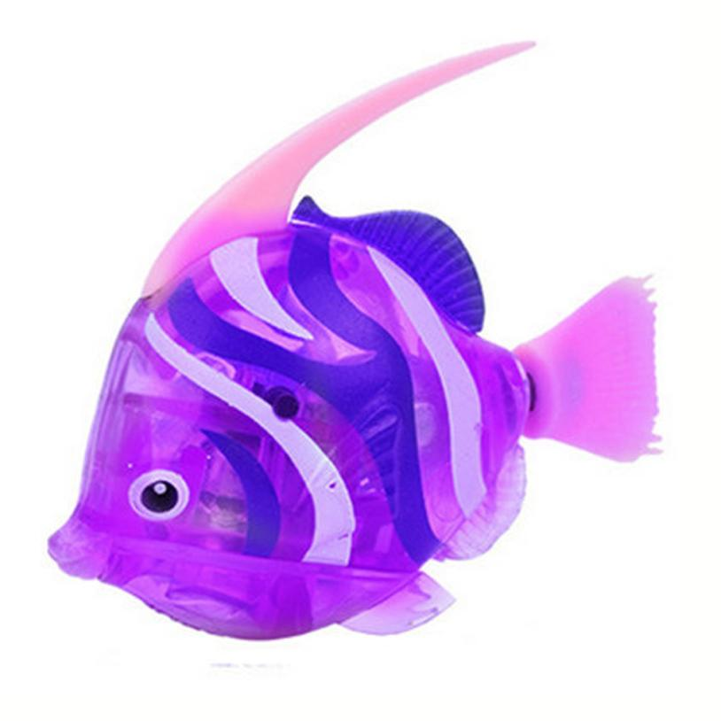 Costbuys  Swimming Robot Fish Activated in Water Magical Electronic Toy Children Gift Toy Education Toy Baby Toys & Games Childr