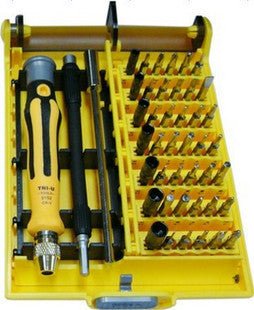 Costbuys  TU 9152 Telecommunications screwdriver set with a screwdriver turn extension rods