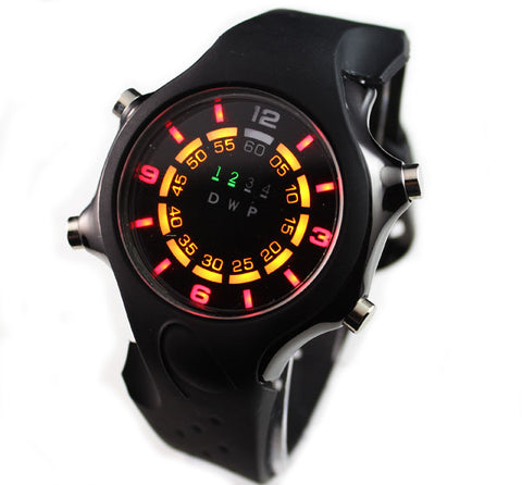 New Arrival Fashion Simple Style Men LED Digital Watch Luxury Brand Silicone Date Sports Military Wrist Watch Clock
