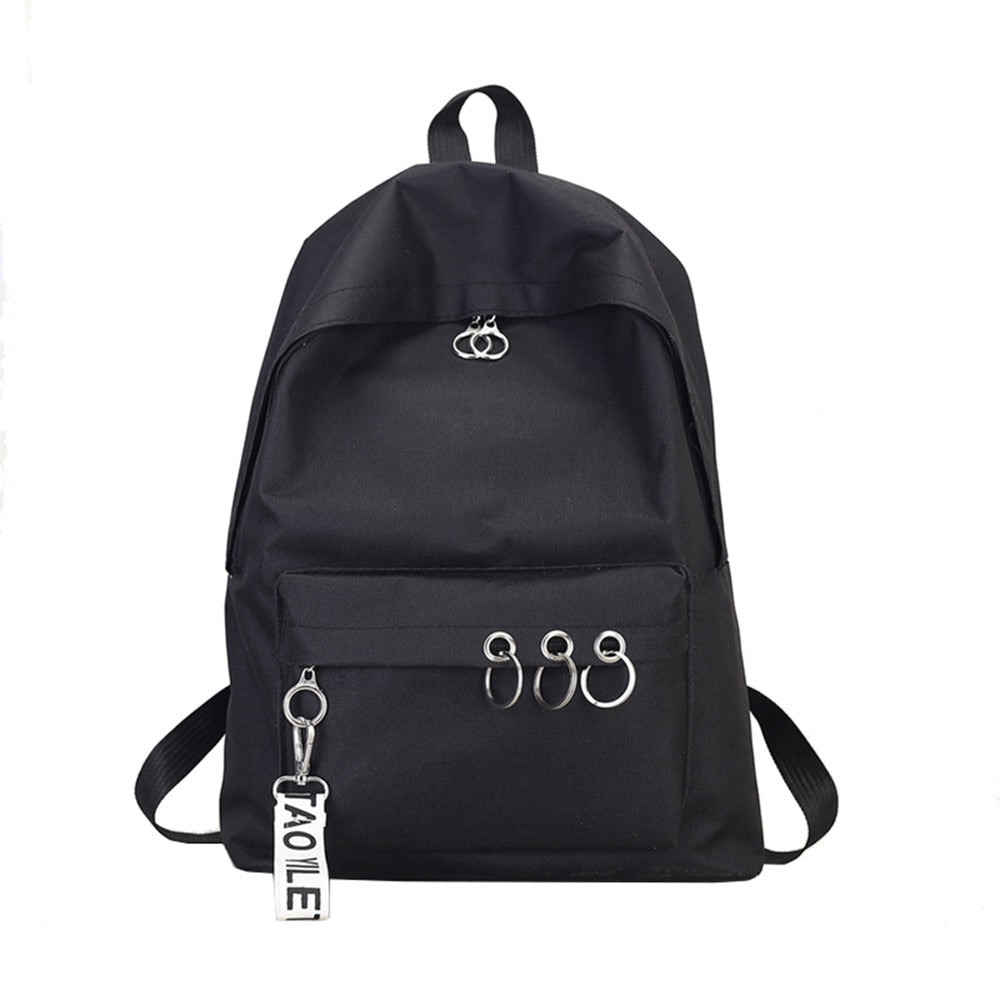 Costbuys  Travel Backpack 4 Colors School Bags For Teenagers Girls Female Rucksack Leisure Student School bag Soft  2018 New#45