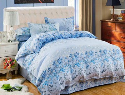 Costbuys  HOT Promotion Reactive Printing Bedding Set duvet cover set Bed linen Sheet Bedding - AS_25 / Queen_25