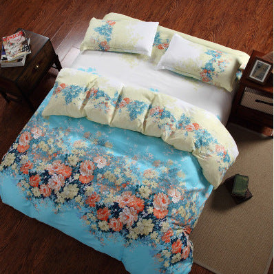 Costbuys  HOT Promotion Reactive Printing Bedding Set duvet cover set Bed linen Sheet Bedding - AS_13 / Queen_13