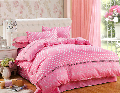 Costbuys  HOT Promotion Reactive Printing Bedding Set duvet cover set Bed linen Sheet Bedding - AS_7 / Queen_7